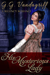 His Mysterious Lady by G.G. Vandagriff