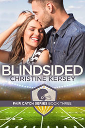 Blindsided by Christine Kersey