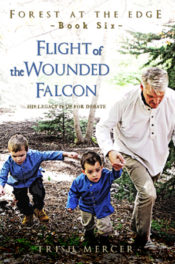 Flight of the Wounded Falcon by Trish Mercer
