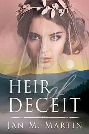Heir of Deceit by Jan M. Martin