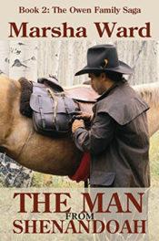 The Man from Shenandoah by Marsha Ward