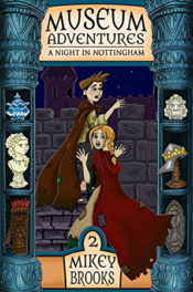 A Night in Nottingham by Mikey Brooks
