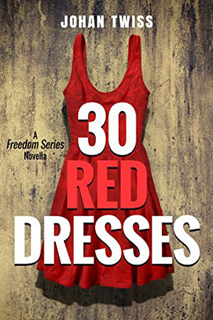 30 Red Dresses by Johan Twiss