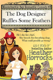 Dog Designer Ruffles Some Feathers by Heather Horrocks