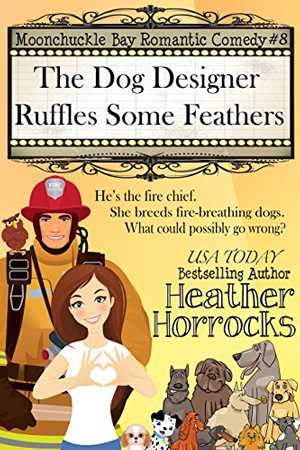 Moonchuckle Bay: Dog Designer Ruffles Some Feathers by Heather Horrocks