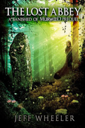The Lost Abbey by Jeff Wheeler