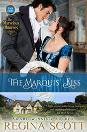 The Marquis' Kiss by Regina Scott