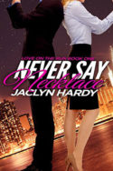 Never Say Necklace by Jaclyn Hardy