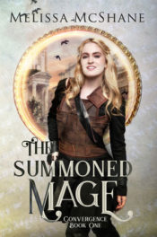 The Summoned Mage by Melissa McShane