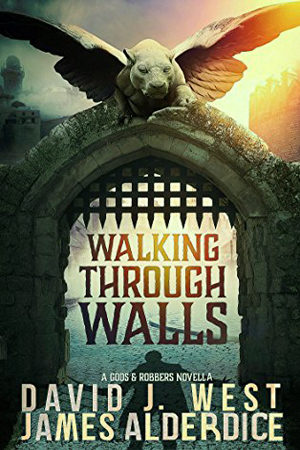 Walking Through Walls by David J. West