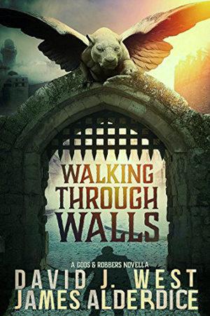 Walking Through Walls by David J. West