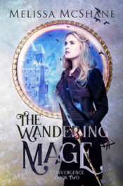 The Wandering Mage by Melissa McShane