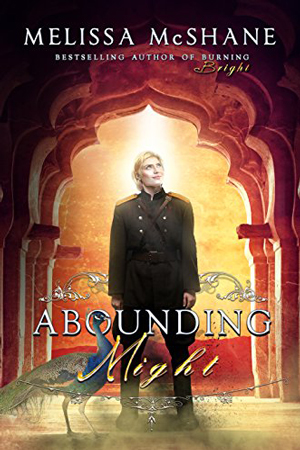 Extraordinaries: Abounding Might by Melissa McShane
