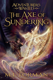 The Axe of Sundering by M.L. Forman