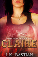 Daimon High: Claire by L.K. Bastian