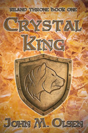 The Crystal King by John M. Olsen