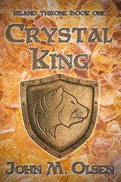 The Crystal King by John M. Olsen