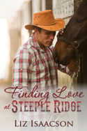 Finding Love at Steeple Ridge by Liz Isaacson