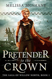 Pretender to the Crown by Melissa McShane