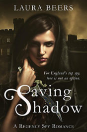 Saving Shadow by Laura Beers