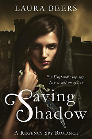 Beckett Files: Saving Shadow by Laura Beers