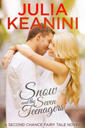 Snow and the Seven Teenagers by Julia Keanini