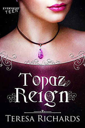 Altered Stones: Topaz Reign by Teresa Richards