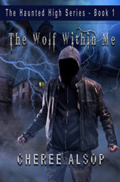 The Wolf Within Me by Cheree Alsop