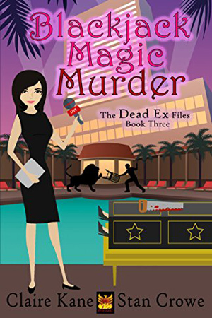 Blackjack Magic Murder by Claire Kane and Stan Crowe