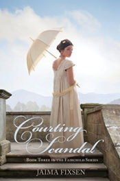 Courting Scandal by Jaima Fixsen