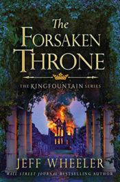 The Forsaken Throne by Jeff Wheeler