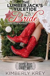 The Lumberjack's Yuletide Bride by Kimberly Krey