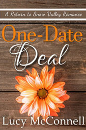 One-Date Deal by Lucy McConnell