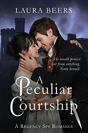 Beckett Files: A Peculiar Courtship by Laura Beers