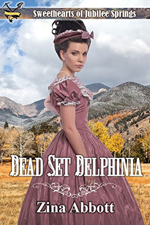 Dead Set Delphinia by Zina Abbott