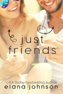 Just Friends by Elana Johnson