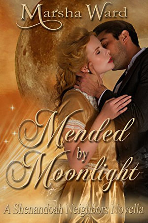 Mended by Moonlight by Marsha Ward