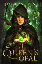 The Queen's Opal by Jacque Stevens