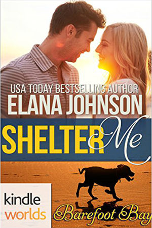 Shelter Me by Elana Johnson