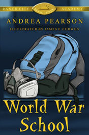 World War School by Andrea Pearson