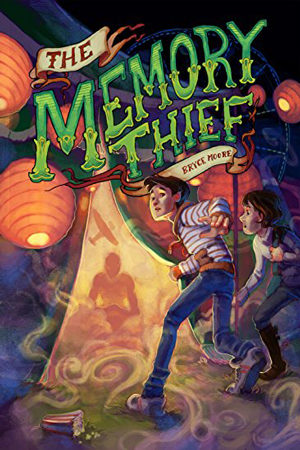 The Memory Thief by Bryce Moore