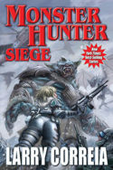 Monster Hunger Siege by Larry Correia