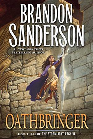 Stormlight Archive: Oathbringer by Brandon Sanderson