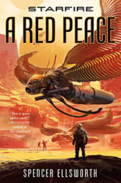 A Red Peace by Spencer Ellsworth