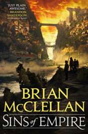 Sins of the Empire by Brian McClellan