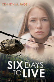 Six Days to Live by Kenneth M. Page