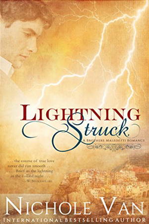 Brothers Maledetti: Lightning Struck by Nichole Van