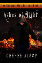 Ashes of Night by Cheree Alsop