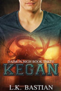 Daimon High: Kegan by L.K. Bastian