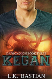 Kegan by L.K. Bastian